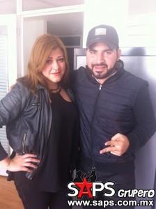 Marce Anaya y Meño Lugo