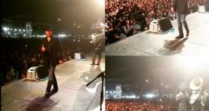 Con concierto gratuito para sus paisanos Julión Álvarez sigue celebrando su triunfo