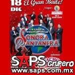 Mazatlán bailará con La Sonora Santanera