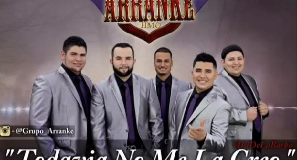 Continúa la creciente popularidad de grupo Arranke
