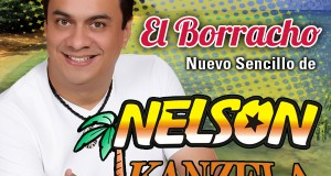 "Nelson Kanzela presenta su sencillo ""El Borracho"""