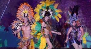 Fiesta y alegría inundan el Carnaval Mérida 2015