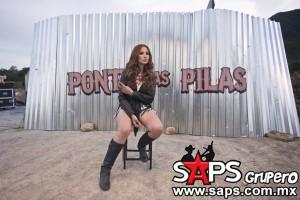 """América Sierra realiza el videoclip """"Ponte las Pilas"""""""