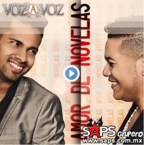 """Voz A Voz  presenta su nuevo sencillo """"Amor De Novela"""""""