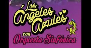 Los Ángeles Azules se preparan para una velada romántica en el Zócalo
