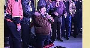 Ramón Ayala devela su Estrella en el Paseo de las Estrellas de Tijuana