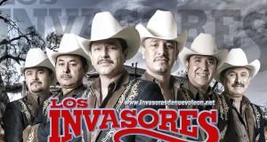 Los Invasores de Nuevo León preparan su nuevo material discográfico