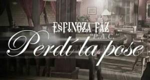 """Espinoza Paz estrena el vídeo """"Perdí La Pose"""""""