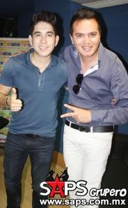 Diego Martiny y El Bebeto