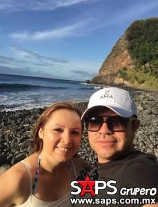 El cantante Jorge Medina se va a Hawai