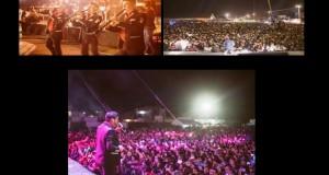 Más de 60 mil personas en el baile de La Original Banda El Limón
