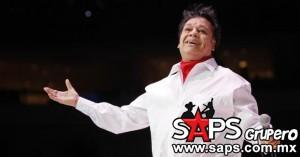 Juan Gabriel recuperó los archivos de música que le fueron robados