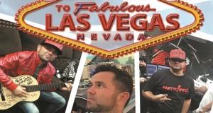 Roberto Jr. de paseo en Las Vegas