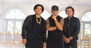 """Wisin estrena su video """"Nota De Amor"""" junto a Carlos Vives y Daddy Yankee"""