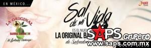 """""""Sal De Mi Vida"""" es el nuevo sencillo de La Original Banda El Limón"""