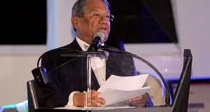 Armando Manzanero fue reelecto presidente de la SACM por cuatro años más