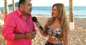 "Ingrid Lazper presenta: Alex Rivera ""El Show Debe Continuar"""