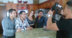Filman Los Gfez nuevo video en su natal Mazatlán