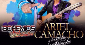 Los Bohemios de Sinaloa regresan con dueto junto a Ariel Camacho
