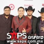 Julión Álvarez brilló en el escenario de los premios Billboard a la Música Latina
