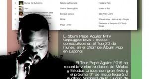 Prometiste, el nuevo sencillo de Pepe Aguilar es #1 en iTunesMx