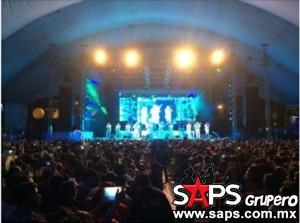 Banda El Recodo rompe record con más de 30 mil personas en Puebla