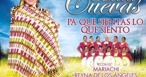 """Aida Cuevas estrena """"Pa' que sientas lo que siento"""", su álbum 37"""