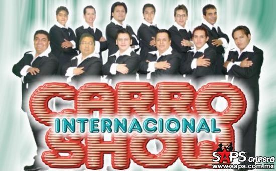 Los Yaguaru Carro Show Y Sonora Dinamita Juntos Un Un Super Baile