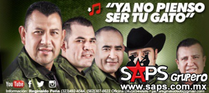 """Los Nuevos Rebeldes nos comparten """"Ya No Pienso Ser Tu Gato"""""""