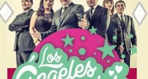 Los Ángeles Azules reciben disco de diamante más cuádruple platino