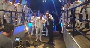 Banda Tierra Sagrada Ft. Edwin Luna y La Trakalosa De Monterrey – Terreno Limpio (letra y video oficial)