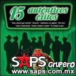 15AUTENTICOS EXITOS