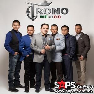 El Trono de México se encuentra realizando las grabaciones de sus próximos videos