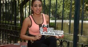 Galería Fotográfica de la entrevista exclusiva realizada a Irasema