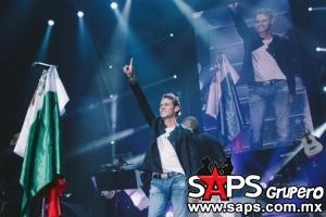 Marc Anthony entregó su talento en el Auditorio Nacional