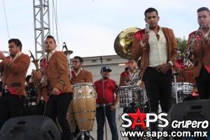 La Poderosa Banda San Juan en Guanajuato