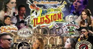 Aarón y su Grupo Ilusión grabarán DVD con grandes invitados