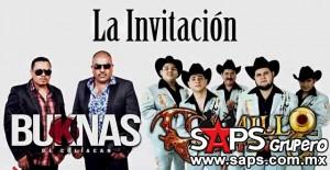 """Colmillo Norteño hace """"La invitación"""" a Buknas de Culiacán en este sencillo"""