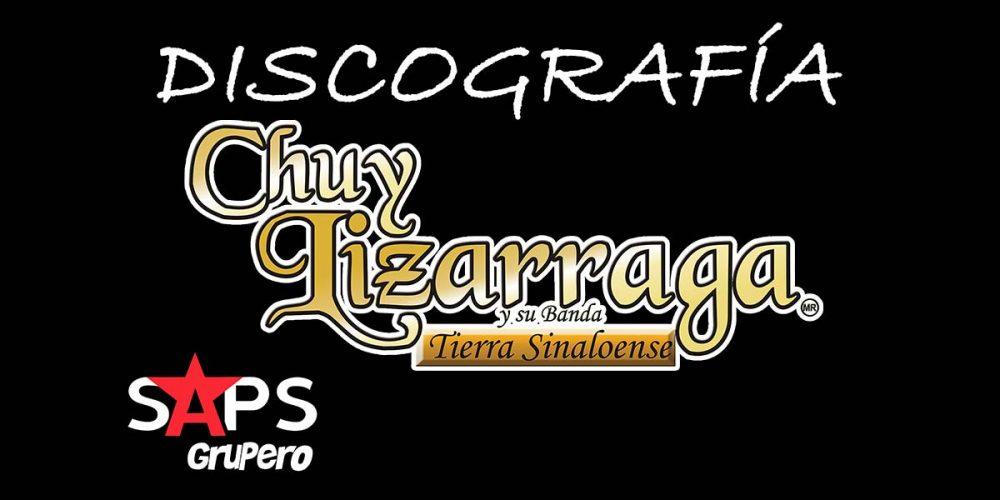 Chuy Lizárraga, Discografía