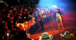 Diego Herrera impacta con su show ecuestre por todo México