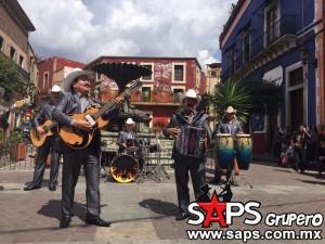 """Los Cardenales de Nuevo León filman Video """"Hasta Que Amanezca"""""""
