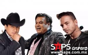 Juan Gabriel lanzó trío con Julión Alvarez y Jay Balvin