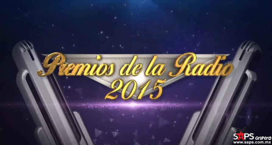PREMIOS DE LA RADIO 2015