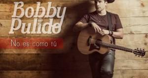 Bobby Pulido experimenta en su nuevo disco