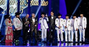 Los Tucanes De Tijuana reciben reconocimiento por su exitosa trayectoria en Premios de la Radio