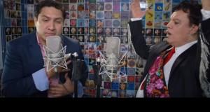 """Juan Gabriel y Julión Álvarez reúnen más de dos millones de visitas con """"La Frontera"""""""