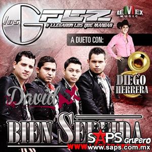 """Los Gfez dan a conocer el lanzamiento de su nuevo disco """"BIEN SERVIDA"""""""