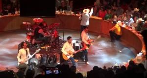Los Tigres Del Norte demostraron porque son los exponentes más importantes de la música mexicana