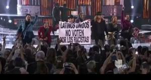 """""""Latinos Unidos No Voten Por Los Racistas"""" dicen Los Tigres Del Norte y Maná"""