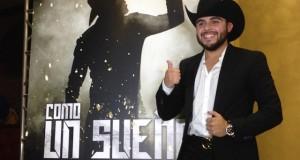 """Gerardo Ortiz culmina año de """"Ensueño"""""""